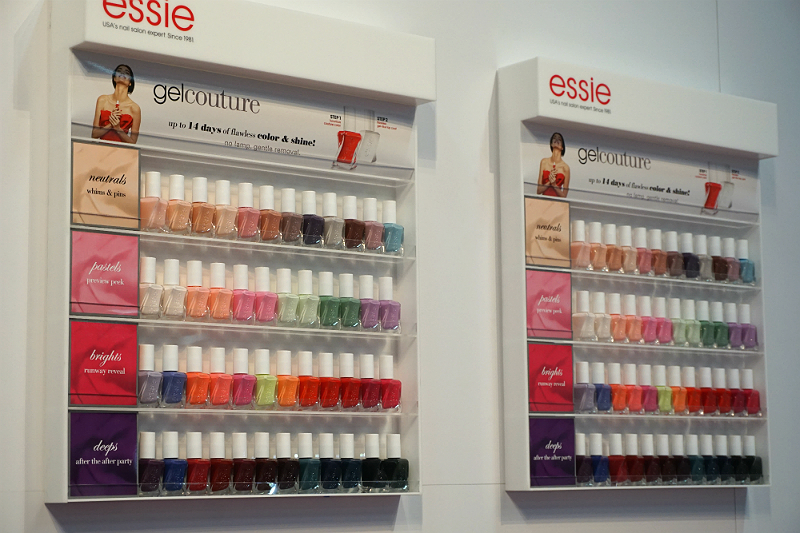 Fabulous Finds - Cosmoprof Beauty Convention - Essie Nail Polish
