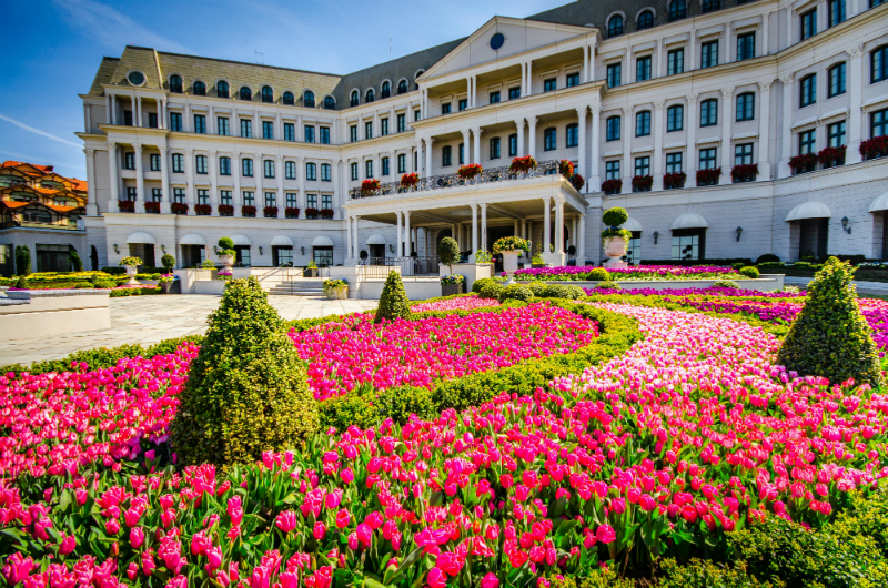 Luxury Wellness Retreats - Nemacolin Woodlands Resort