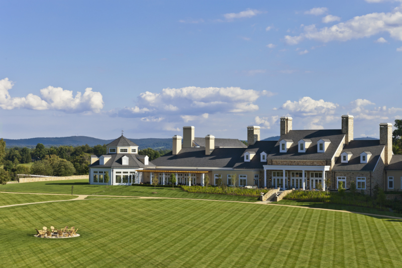 Luxury Wellness Retreats - Salamander Resort & Spa