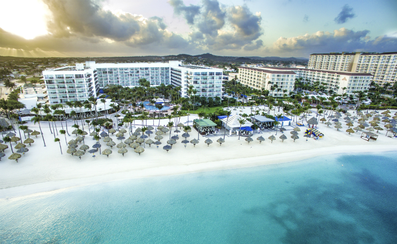 Luxury Wellness Retreats - Aruba Marriott Resort Stellaris Casino