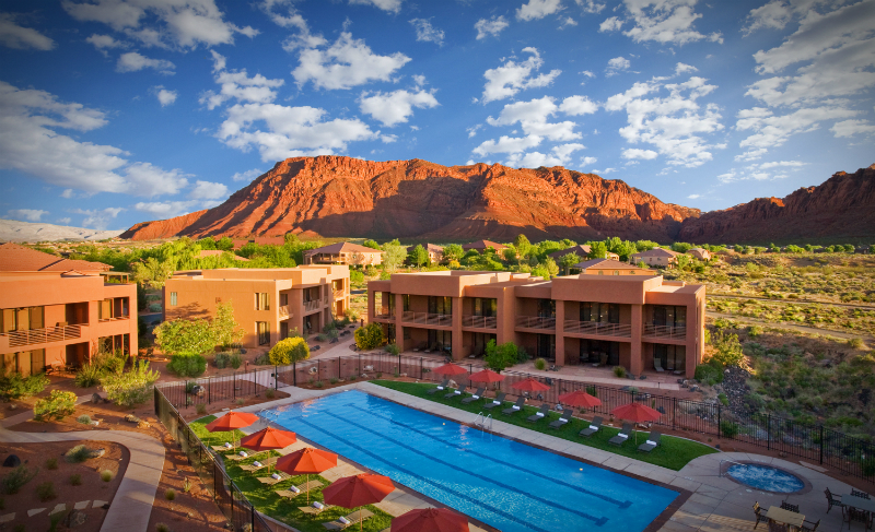 Luxury Wellness Retreats - Red Mountain Resort