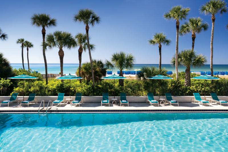 Luxury Wellness Retreats - The Resort at Longboat Key Club
