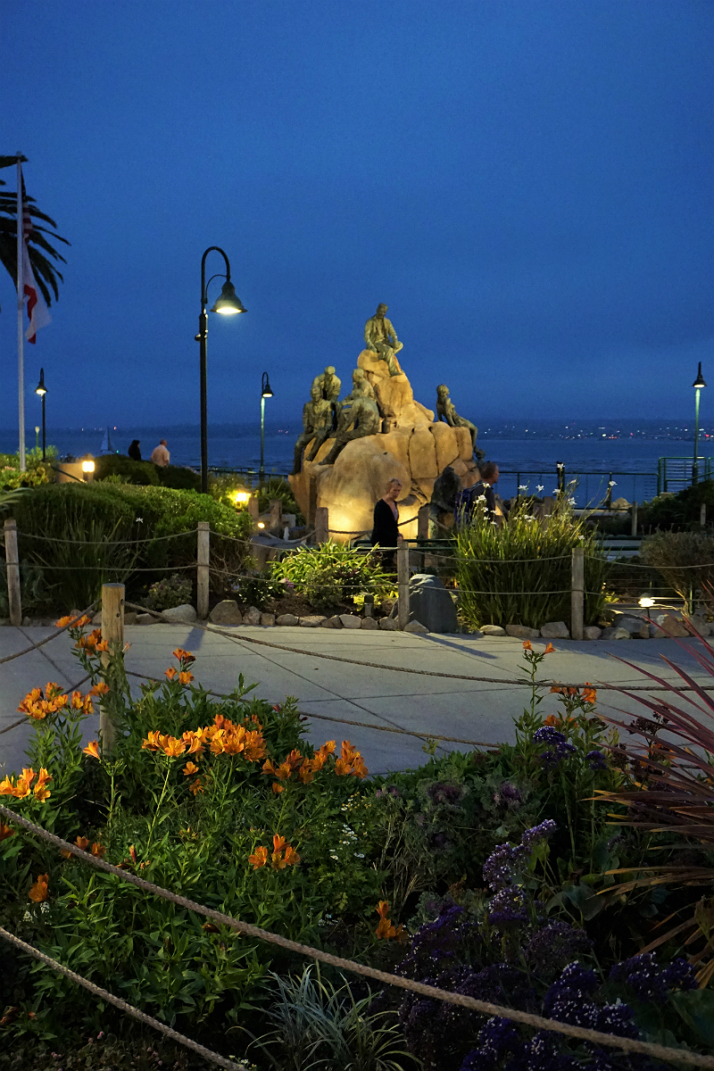 The Deluxe Central Coast Vacation Giveaway - Cannery Row Monterey