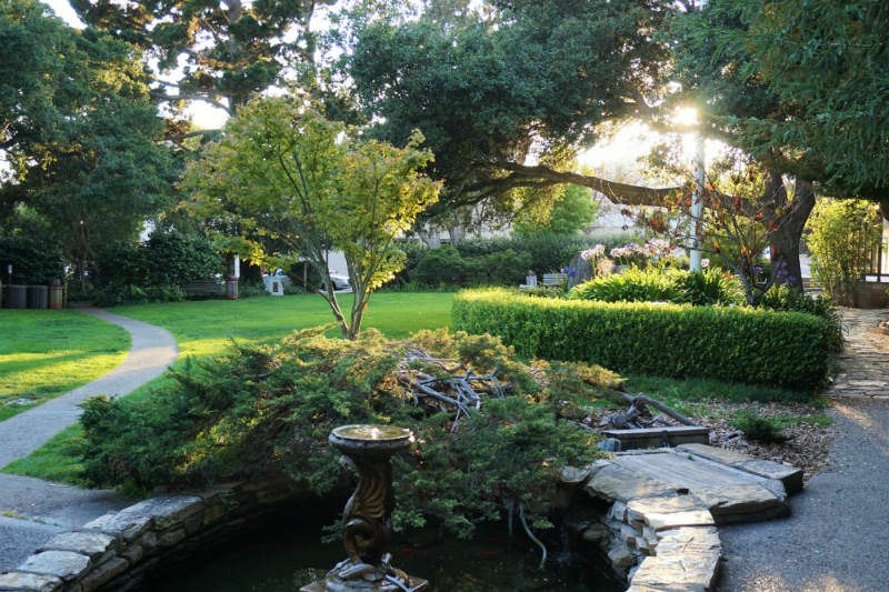 The Deluxe Central Coast Vacation Giveaway - Devendorf Park Carmel