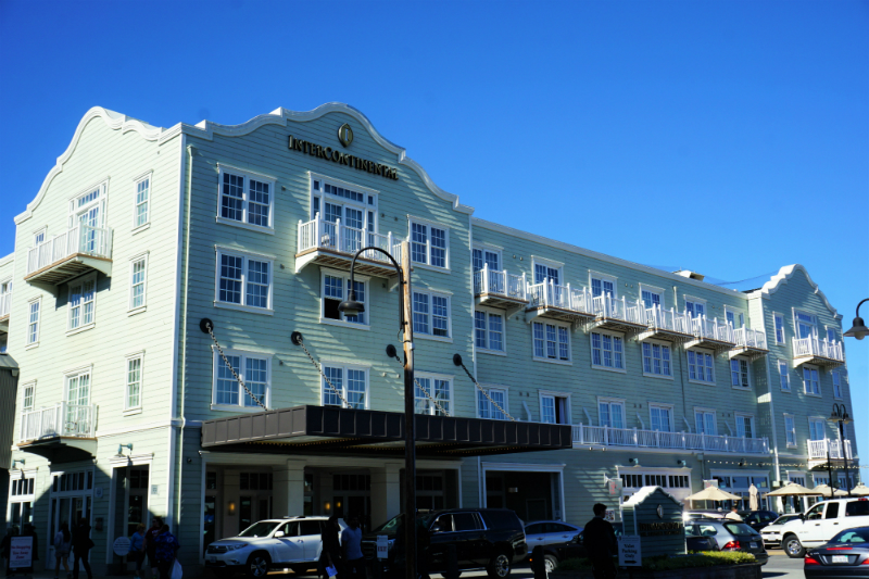 The Deluxe Central Coast Vacation Giveaway - InterContinental Hotel The Clement Monterey