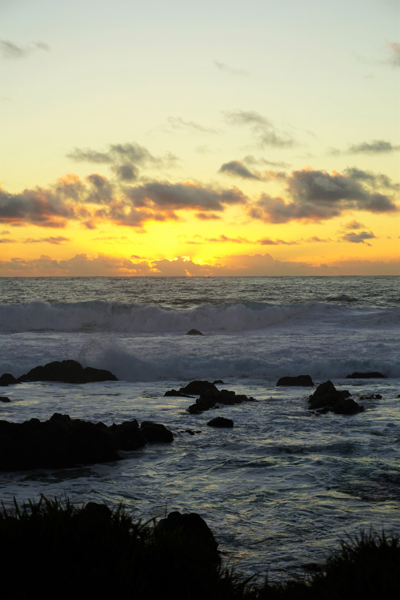 The Deluxe Central Coast Vacation Giveaway - Monterey Bay Sunset