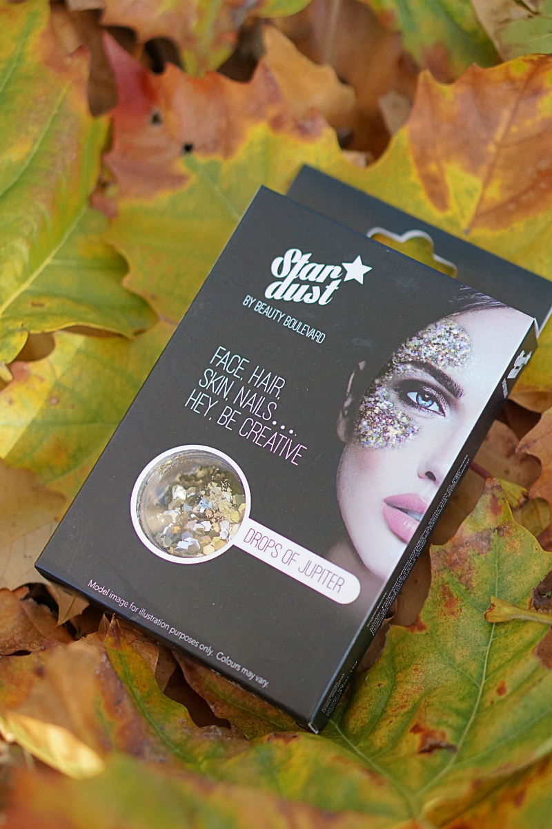 The Fun & Fashionable Fall Giveaway - Beauty Boulevard Stardust Makeup