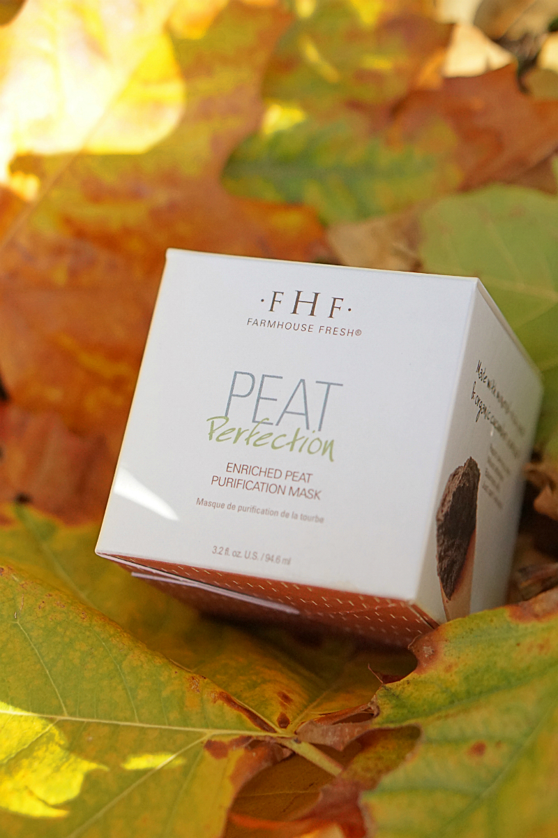 The Fun & Fashionable Fall Giveaway - Farmhouse Fresh Peat Skin Mask