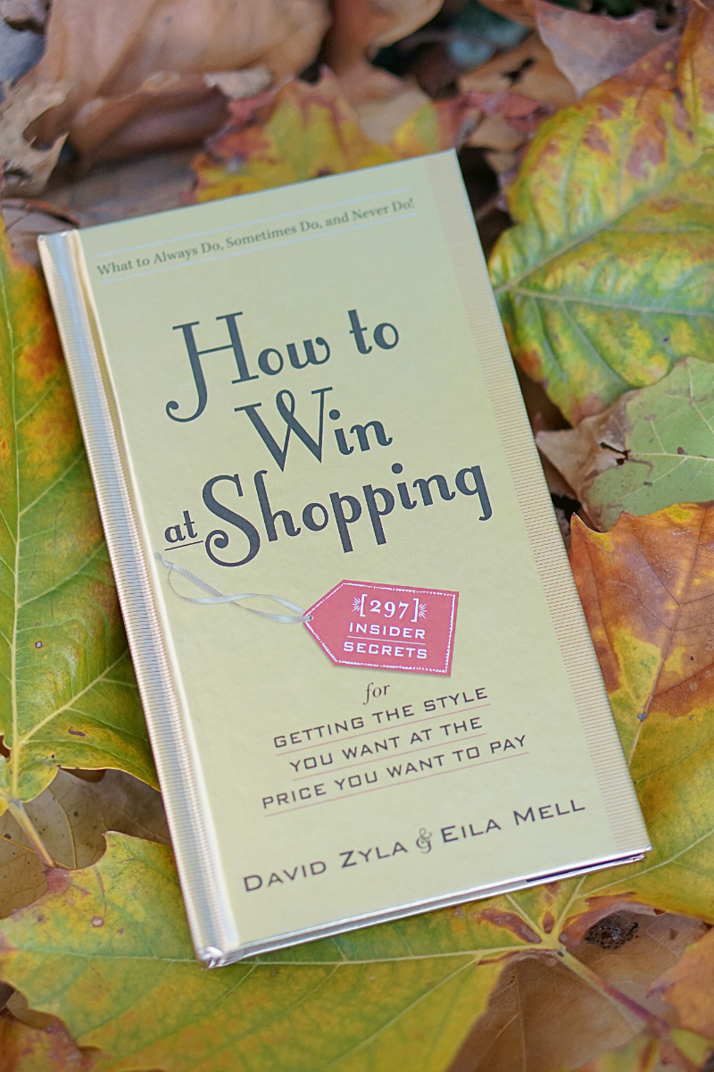 The Fun & Fashionable Fall Giveaway - How To Win at Shopping
