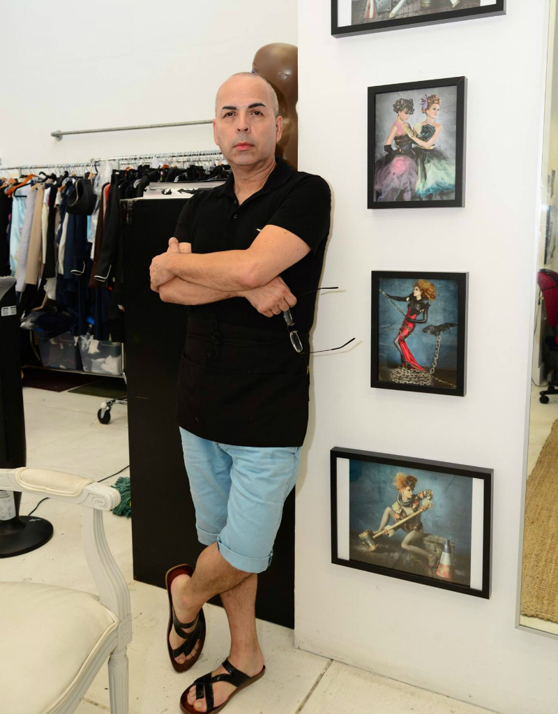 Fashion Designer Spotlight on Louis Verdad