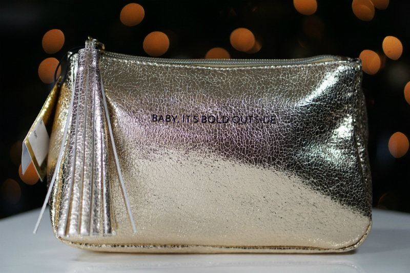Beauty Gifts from Sephora - Baby Its Bold Outside Bag