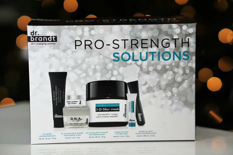 Beauty Gifts from Sephora - Dr. Brandt Pro-Strength Solutions