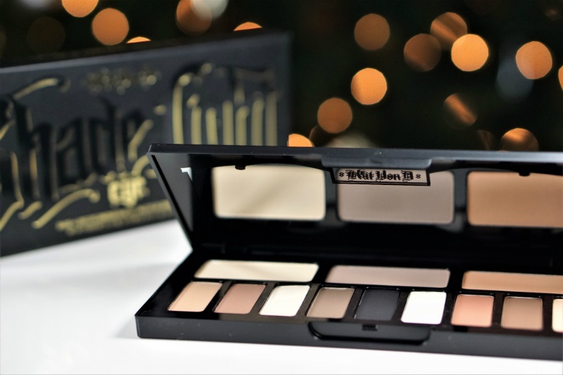 Beauty Gifts from Sephora - Kat Von D Shade and Light Palette