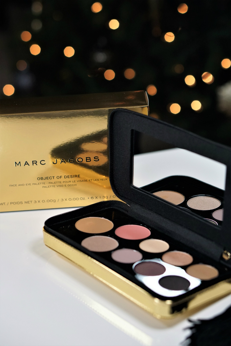 Beauty Gifts from Sephora - Marc Jacobs Object of Desire Palette