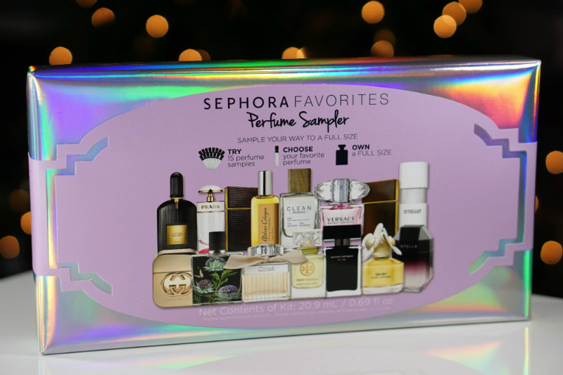 Beauty Gifts from Sephora - Sephora Favorites Perfume Sampler