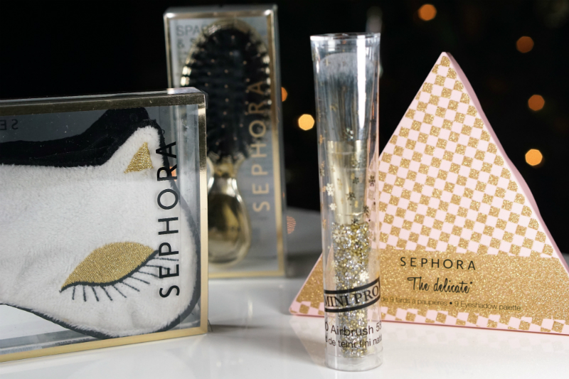 Beauty Gifts from Sephora - Sephora Sparkle and Shine Mini Airbrush