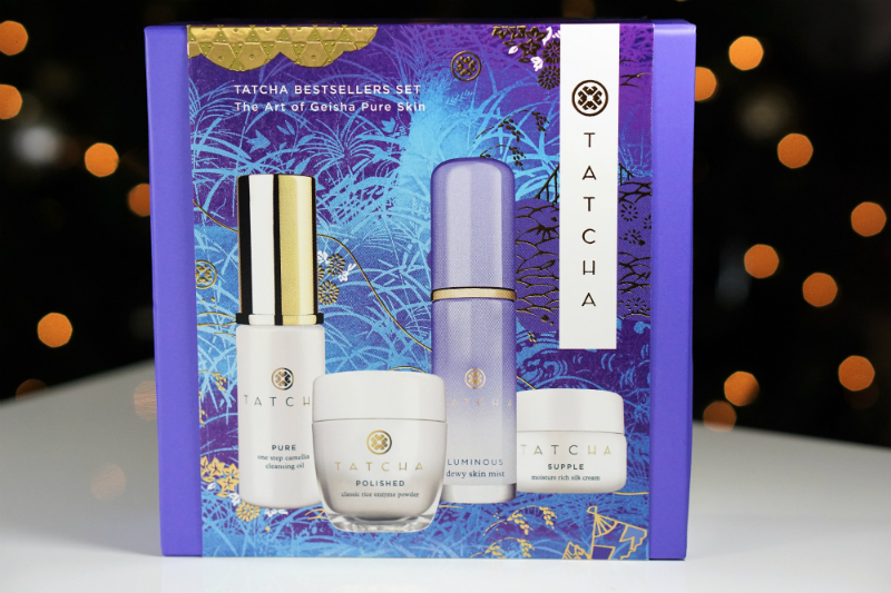Beauty Gifts from Sephora - Tatcha Bestsellers Kit