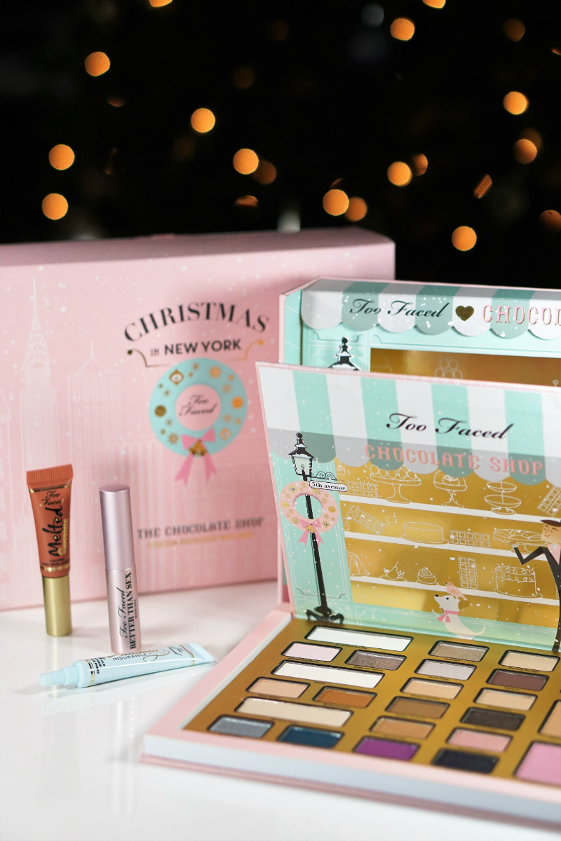 Beauty Gifts from Sephora - Too Faced The Chocolate Shop