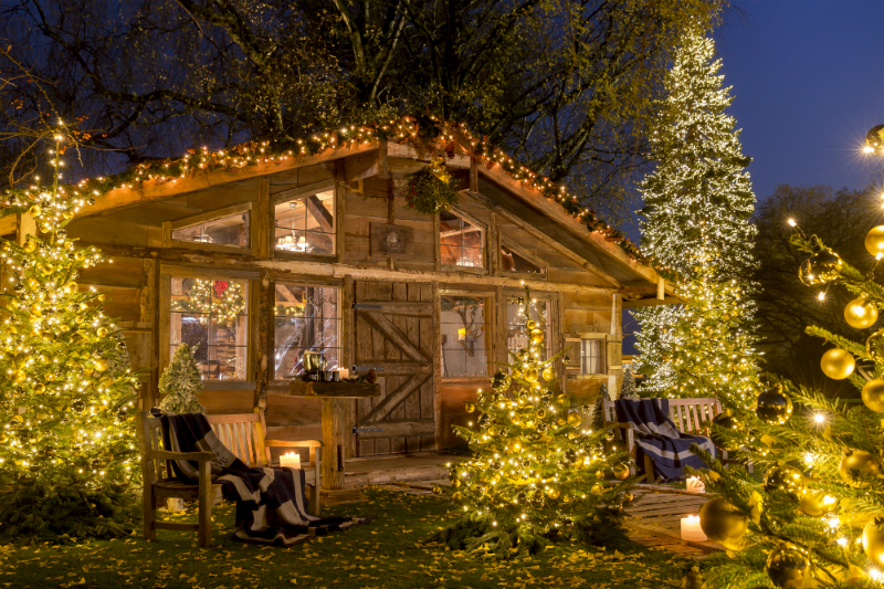 Winter Wonderland Resorts That Brighten Up The Holidays - Baur au Lac