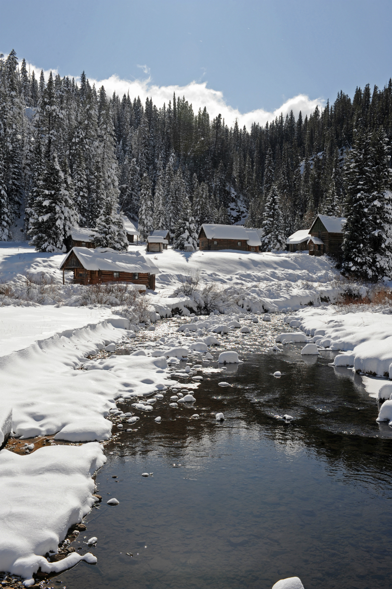 Winter Wonderland Resorts That Brighten Up The Holidays - Dunton Hot Springs