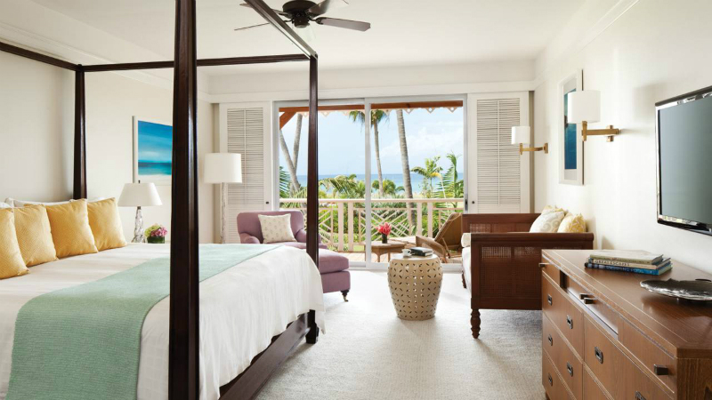 35 Romantic Getaways for Valentine's Day Weekend - Four Seasons Resort Nevis