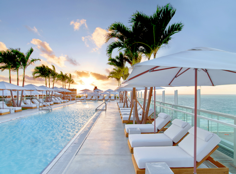 Escape Winter Weather with a Luxurious Tropical MLK Weekend Getaway - 1 Hotel South Beach