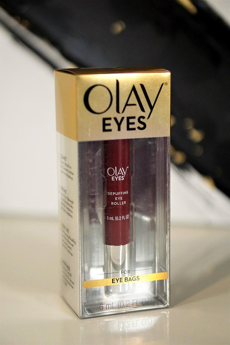 The Things We Love Valentines Giveaway - Olay Eyes Depuffing Roller