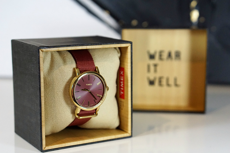 The Things We Love Valentines Giveaway - Timex Heritage Watch