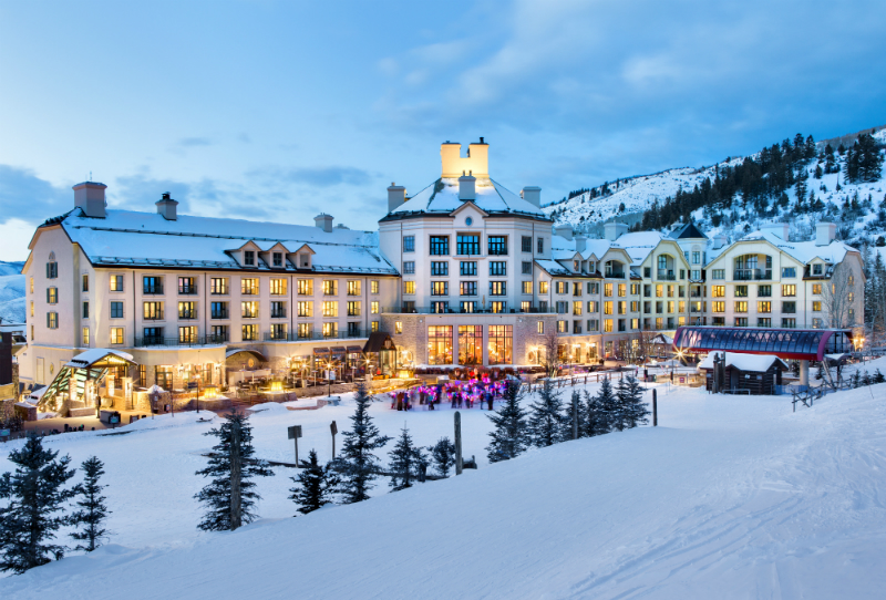 Family-Friendly Spring Break Vacation Ideas at Top Hotels - Park Hyatt Beaver Creek
