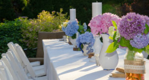 Al Fresco Dining Guide - How To Host a Dinner Party Outdoors