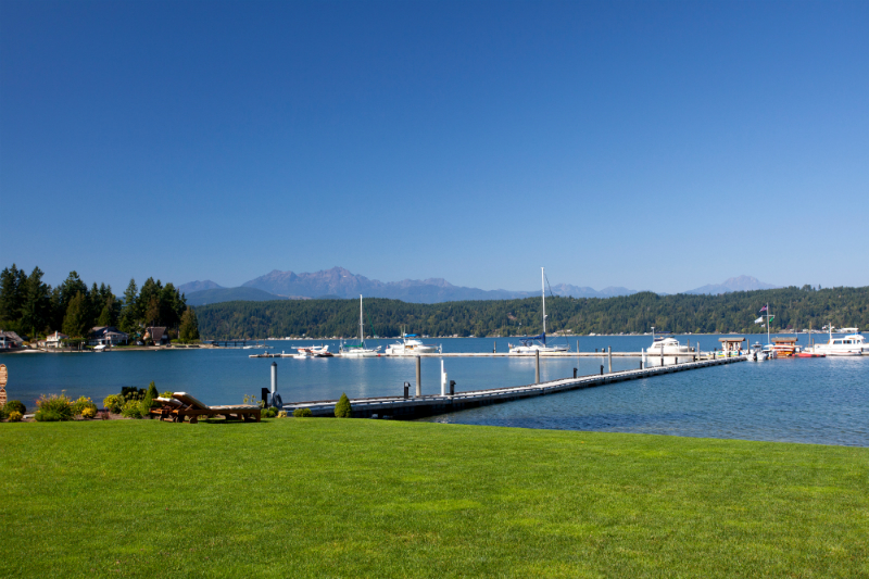 Easter Getaway Ideas - Alderbrook Resort and Spa
