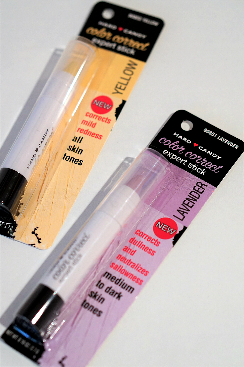 Hard Candy Color Correct Expert Sticks
