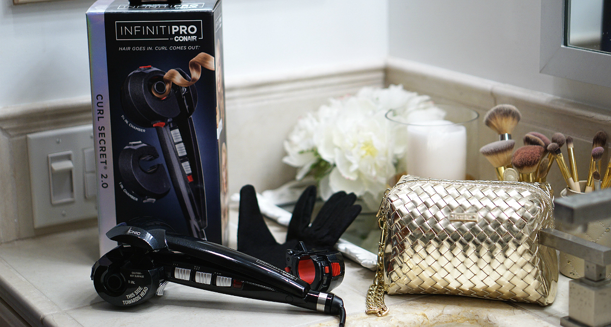 How To Get Romantic Hair With Infinitipro By Conair Curl