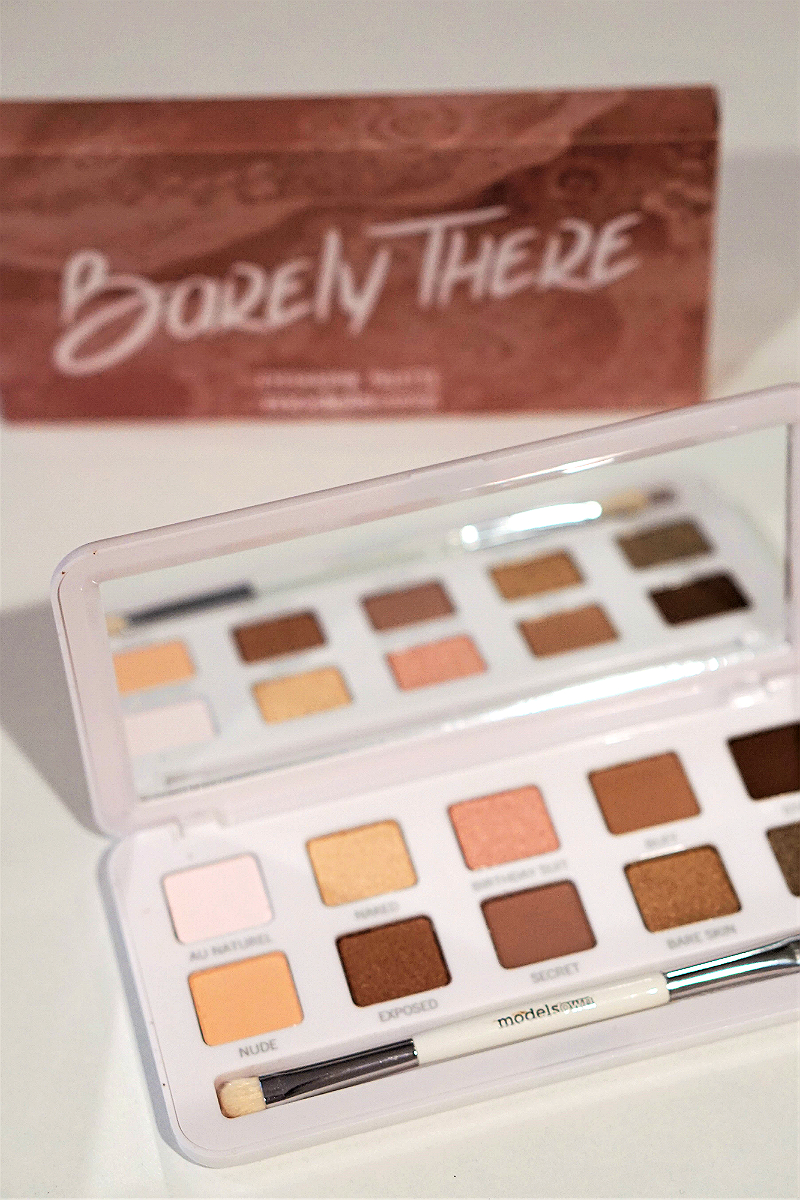 Models Own Barely There Eyeshadow Palette