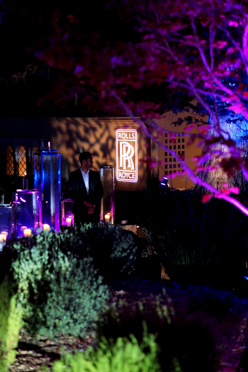An Iconic Evening at the House of Rolls Royce in Pebble Beach - Spirit of Ecstasy