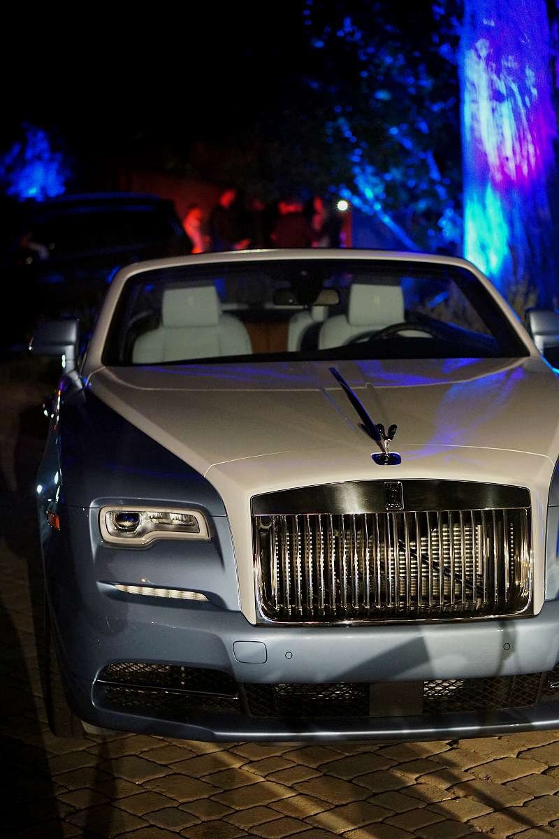 An Iconic Evening at the House of Rolls Royce in Pebble Beach - Rolls-Royce Phantom