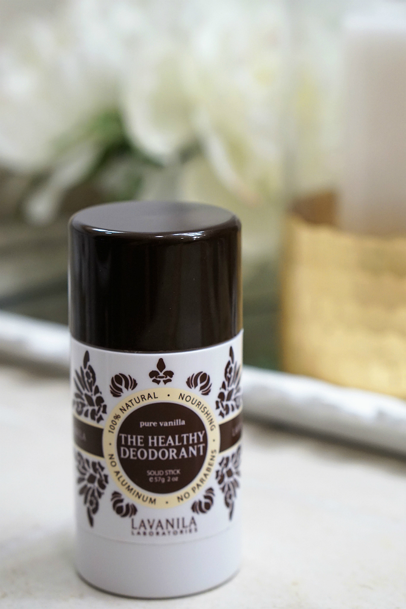Fabulous Finds - Natural Beauty Products That Actually Work - Lavanila Deoderant