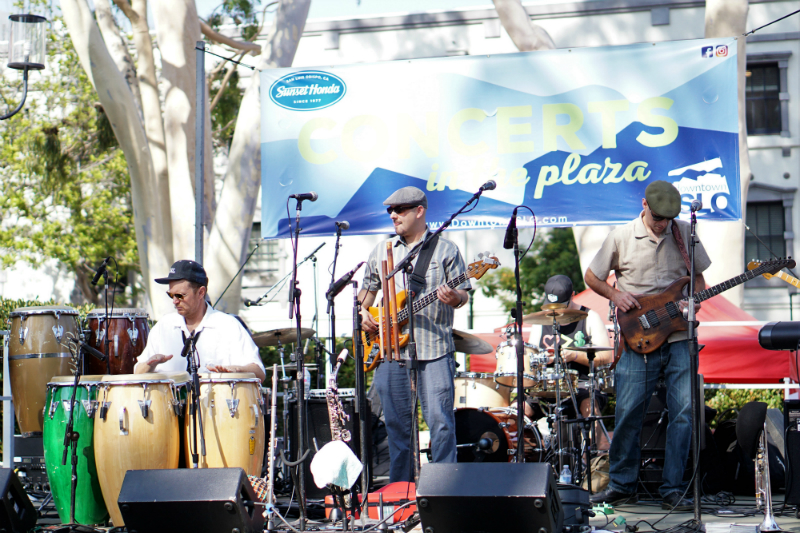 The Fun-Filled Getaway Guide To San Luis Obispo County - Concerts at the Plaza