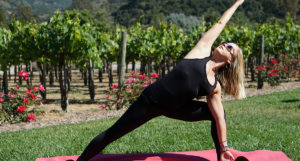 Yoga in the Vines Series - Part 1 - 5 Yoga Exercises That Build Energy and Boost Confidence