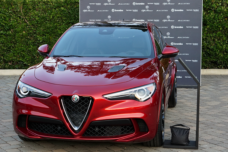 Automobile Magazine Celebrates the Revival of Alfa Romeo in the USA - Alfa Romeo Giulia