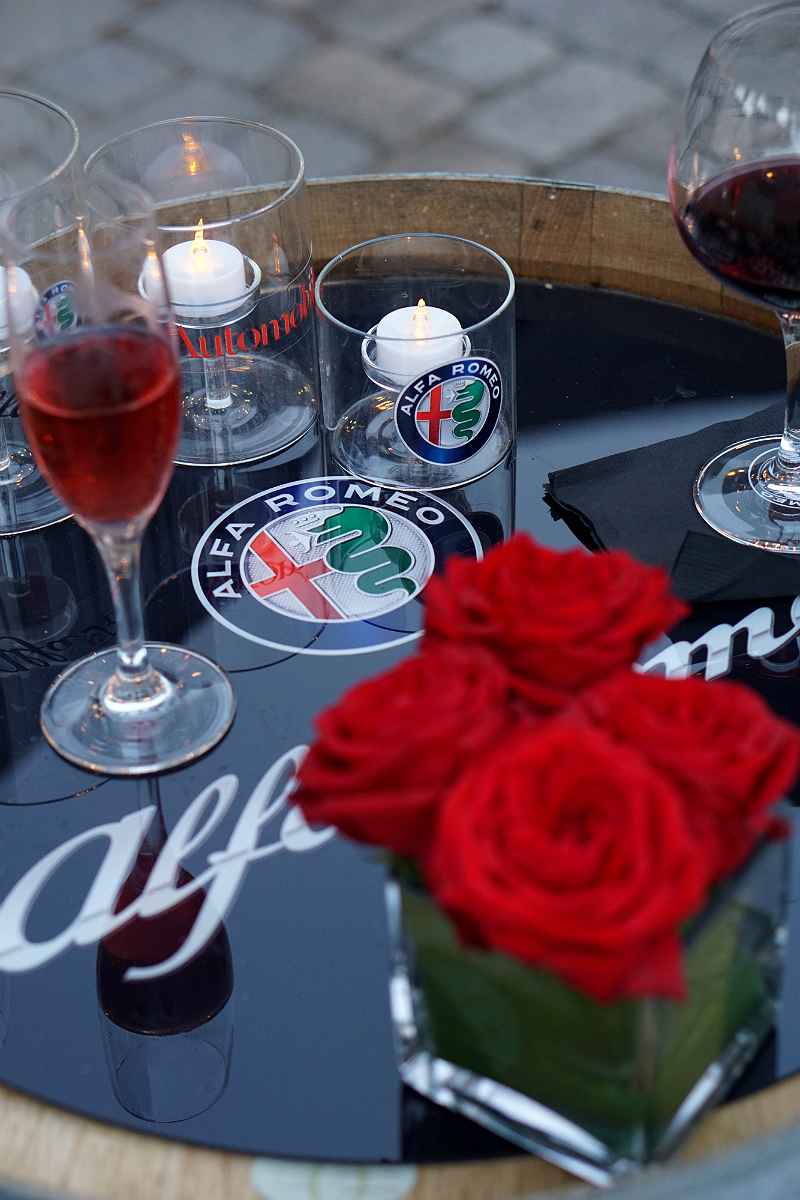 Automobile Magazine Celebrates the Revival of Alfa Romeo in the USA - Folktale Winery Carmel