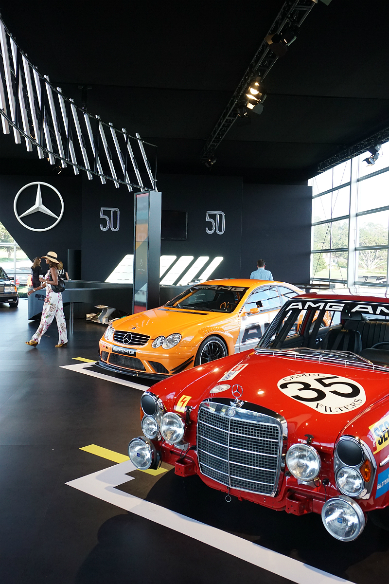 The Evolution of Luxury Automobiles - The Future of Performance and Design - Mercedes AMG