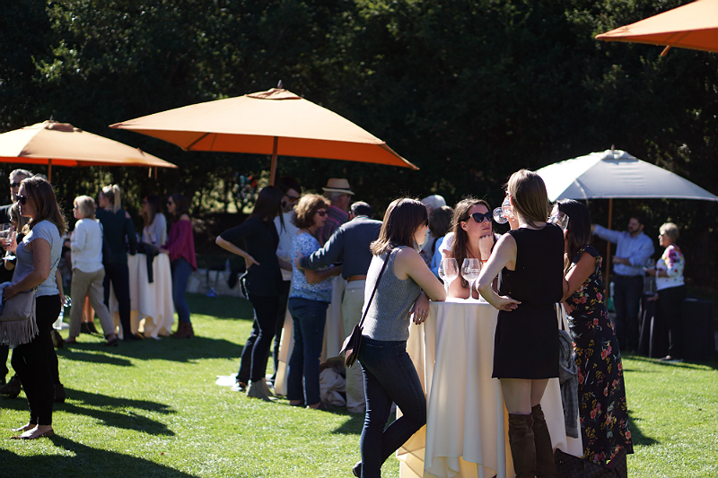 Celebrating Harvest Season at the Carmel Valley Wine Experience Grand Tasting at Carmel Valley Ranch