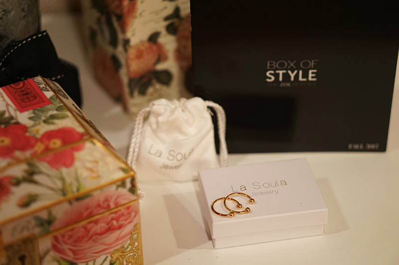 Fall 2017 Box of Style from The Zoe Report - Two-Diamond Rings by LA SOULA