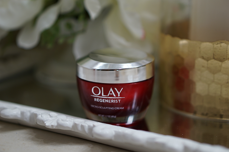 Olay 28 Day Challenge - Olay Regenerist Micro-Sculpting Cream