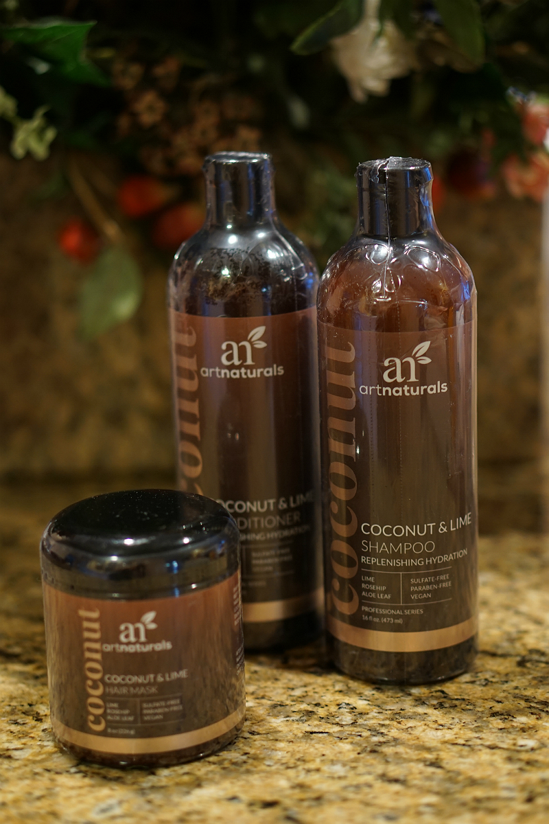 The Year of Cozy Giveaway from Inspirations and Celebrations - ArtNaturals Haircare