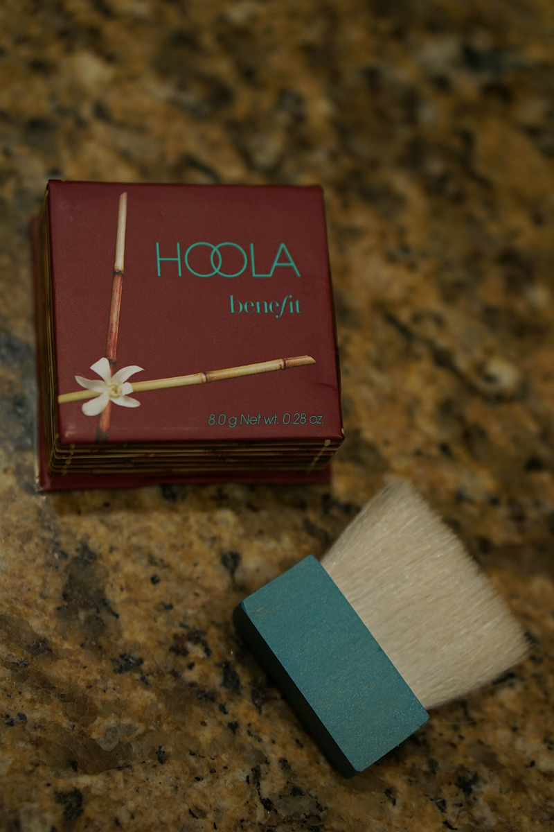 The Year of Cozy Giveaway from Inspirations and Celebrations - Benefit Hoola Bronzer