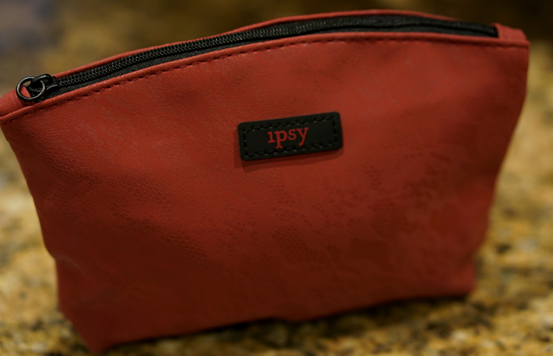 The Year of Cozy Giveaway from Inspirations and Celebrations - Ipsy Cosmetic Bag