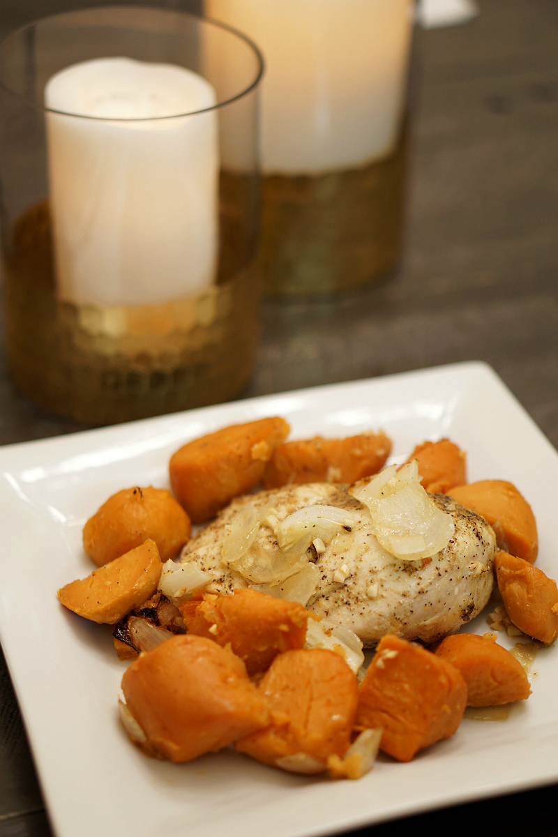 Sweet and Savory Roasted Chicken Recipe