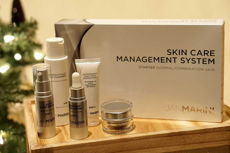 The Elements of Style Holiday Giveaway - Jan Marini Skin Care Management System
